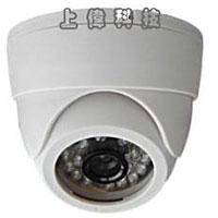 KI-7237 AHD 1080P 15米紅外線半球型彩色監視攝影機-sunwe監視影音