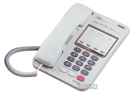 ISDK 4KS 聯盟標準型數位功能話機-由上偉科技www.sunwe.com.tw專業銷售