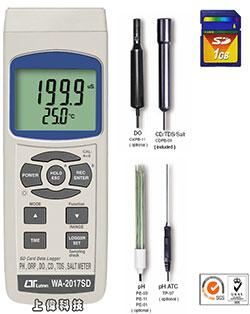 氧化還原、電導度、水質測試系列-sunwe精密儀器