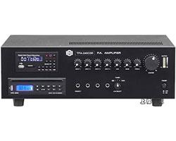 功能型廣播擴音機-sunwe廣播音響