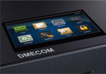DAR-8000LS 8路崁入式電話錄音主機最輕巧最簡單,獨立作業不需電腦